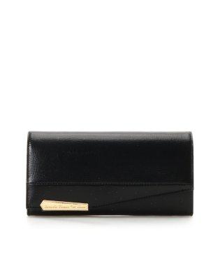 シンプル金具シリーズ(カードケース付きかぶせ長財布)