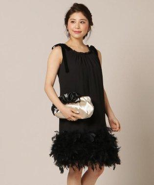 シフォンスソフェザードレス