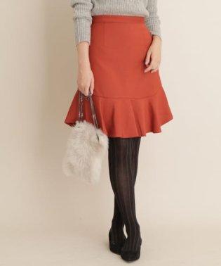 【WAREHOUSE】裾フリルスカート