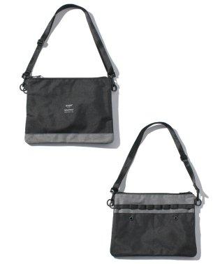 anello 高密度杢調ポリサコッシュバッグ