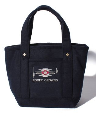 【RODEO CROWNS】WOOL TOTE TOTE S