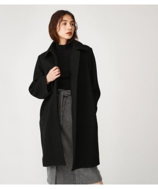 SOUTIEN COLLAR SHORT COAT