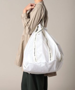 sail cloth logotape shift bag L