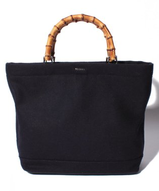 【MOUSSY】BAMBOO WOOL TOTE M