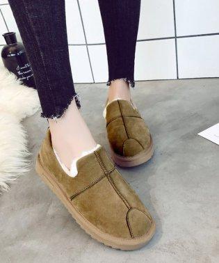 ムートンブーツ ショート ボア 靴 レディース あったか 靴 歩きやすい 靴