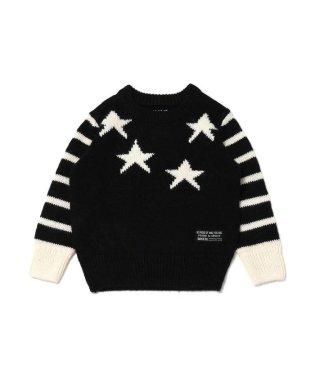 スターモチーフセーター