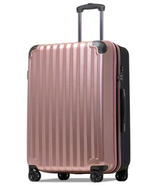 【JP-Design】スーツケース LLサイズ 静音8輪キャスター 軽量 大容量 拡張 TSAロック 受託手荷物無料 キャリーバッグ キャリーケース