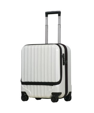 【JP-Design】スーツケース フロントオープン TSAロック搭載 小型 Sサイズ 機内持ち込み
