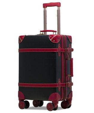 【RECESS】トランクキャリー スーツケース  Sサイズ 機内持ち込み 300円コインロッカー収納 小型 軽量
