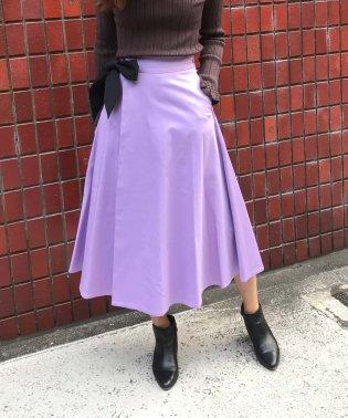 ビッグリボン2WAYスカート