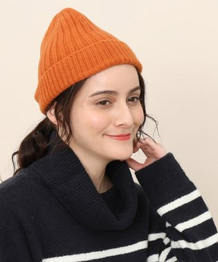 【SCOTTISH TRADITION】SOLID BEANIE