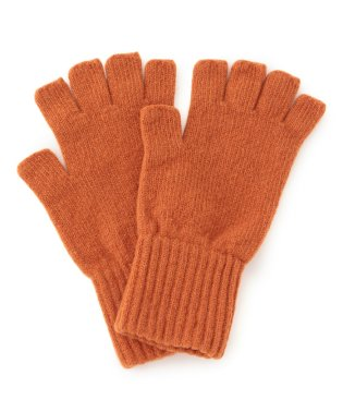 【SCOTTISH TRADITION】SOLID FINGERLESS GLOVES