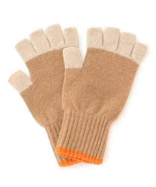 【SCOTTISH TRADITION】COMBINATION FINGERLESS GLOVES