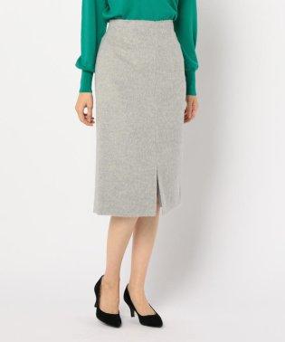 アルパカシャギータイトスカート
