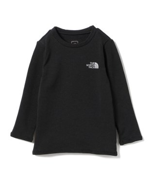 THE NORTH FACE / キッズ ロングスリーブ ホット クルーネック Tシャツ 18 (ボーイズ ガールズ 100~140cm)