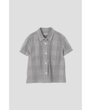 GINGHAM OVERCHECK COTTON