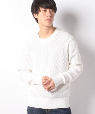 PERFORMANCE COTTON RELAXED FIT SWEATER