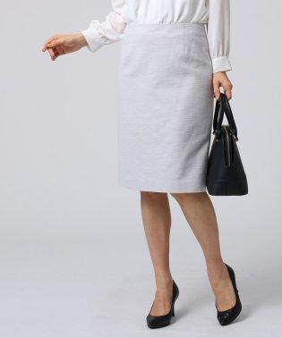 ◆[L]スラブストレッチスカート