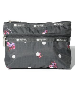 COSMETIC CLUTCH チェシャーグレー