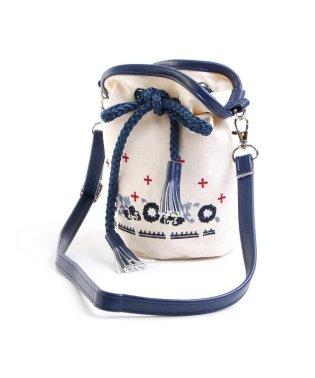 刺繍入りバッグ