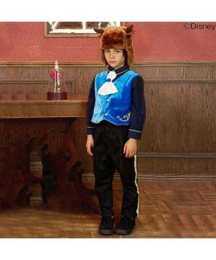 ディズニー 野獣レイヤードセット_美女と野獣