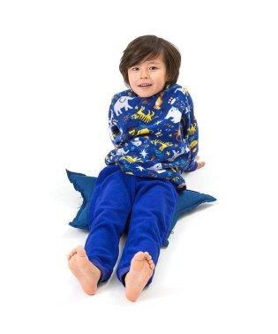 フリース動物サーカスパジャマ