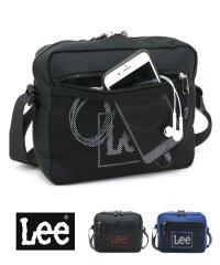 【Lee】メッシュポケット ショルダーバッグ
