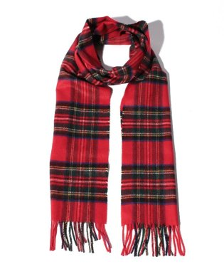 【Johnstons】Cashmere Tartans