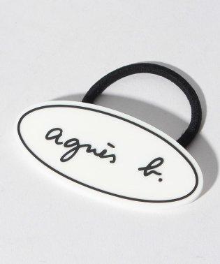 GW06 E ELASTIQUE ロゴヘアアクセサリー