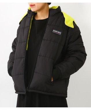 PEAC リバーシブル 中綿 ジャケット