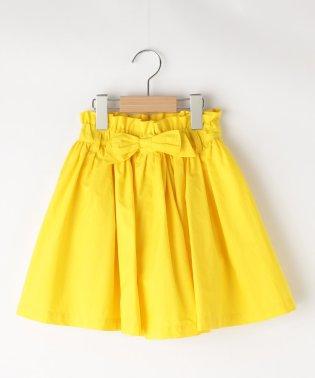 【ポケット付き】インパンツ付きカラースカート