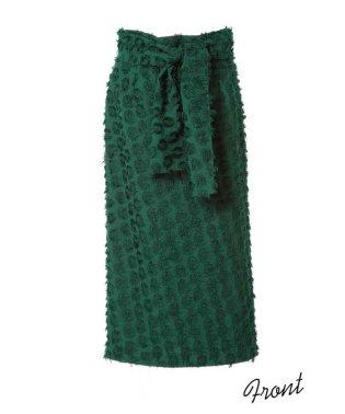 ツッキリハイウエストロングタイトスカート