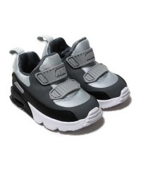 NIKE AIR MAX TINY 90 (TD)  PURE PLATINUM/COOL GREY-BLACK-WOLF GREY