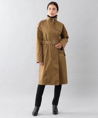 ◆◆<UMBRELLA COAT>3WAYダウンインナースタンドカラーベルテッドコート