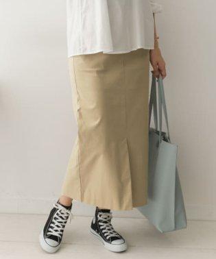センターベンツストレートスカート