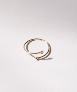 Favorible diamond ring