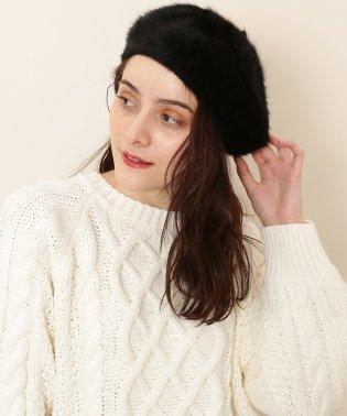 【REBECCA】アンゴラベレー帽