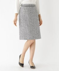 [L]ツイードAラインスカート