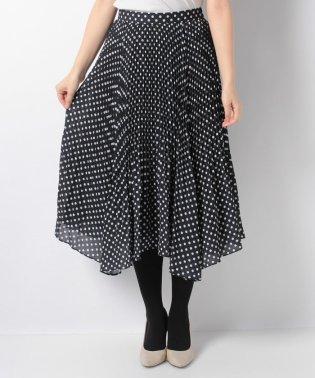 【美人百花2月号掲載】バリエーションプリーツスカート