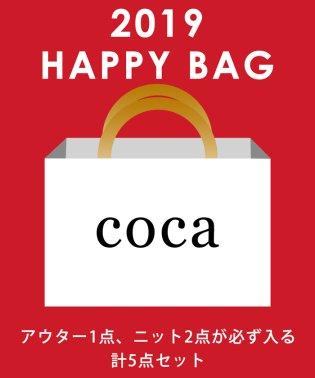 【2019年福袋】 coca