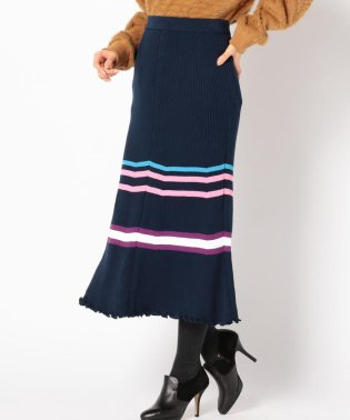 ACASAM:リブラインスカート