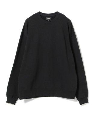 BEAMS / ビッグ クルーネック スウェットシャツ