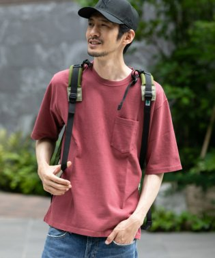 【SonnyLabel】ヘビーコットンフェード五分袖PO