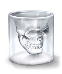 〈RELAX〉DOOMED SKULL GLASS