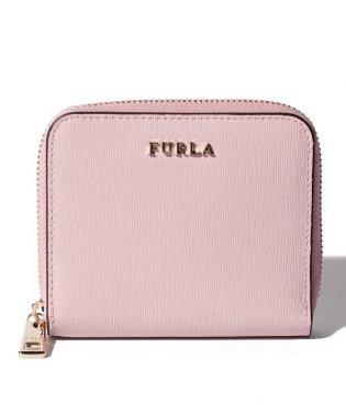 【FURLA】2つ折り財布/BABYLON【CAMELIA】