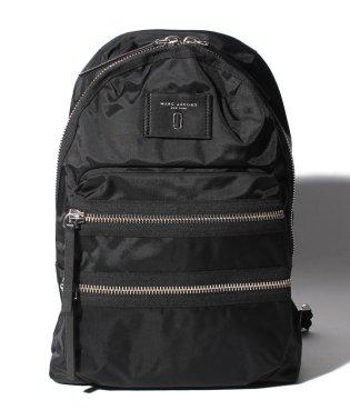 【MARC JACOBS】バックパック/Nylon Biker Backpack【BLACK】
