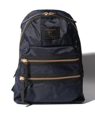 【MARC JACOBS】バックパック/Nylon Biker Backpack【MIDNIGHT BLUE】