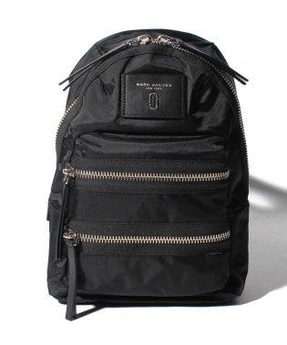 【MARC JACOBS】バックパック/Nylon Biker Mini Backpack【BLACK】