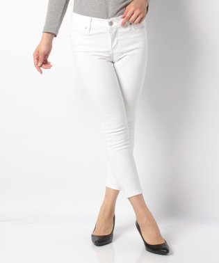 311 ST SHAPING CROP SOFT CLEAN WHITE