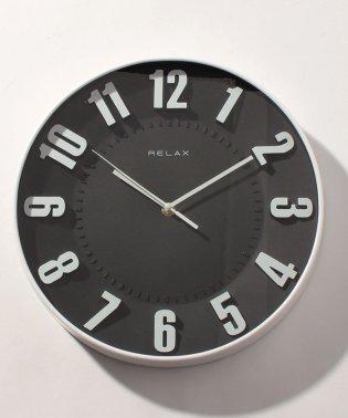 〈RELAX/リラックス〉Dimension WALL CLOCK/ディメンション ウォールクロック 掛け時計